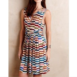 anthropologie MAEVE sennebec jersey dress S